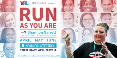 """Run As You Are"": In Person Training w/ Shannon..."