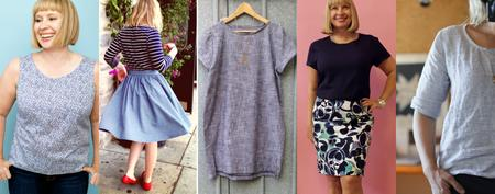 Sew your own Wardrobe: 4 Session Beginner plus...