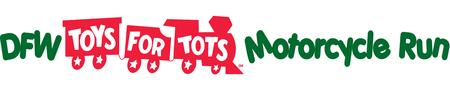 2013 DFW Toys for Tots Motorcycle Run