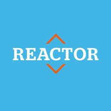 REACTOR, Anglia Ruskin University logo