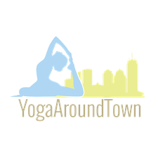 Yoga Around Town logo