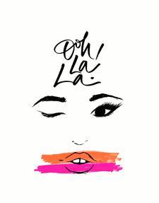 Ooh La La Confidence logo