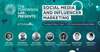 The Tomorrow Lab Presents - Social Media & Influencer...