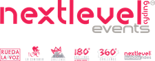Next Level Cycling Events logo