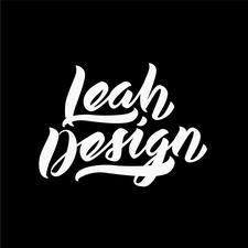 Leah Design logo