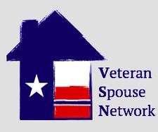 The Veteran Spouse Network  logo