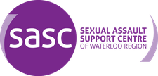 Sexual Assault Support Centre of Waterloo Region logo