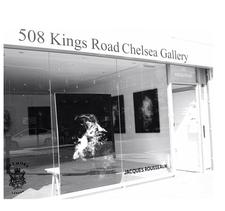508 Kings Road Art Gallery logo