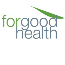 For Good Health Mortdale logo