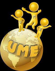 Ulti-Mate Events logo