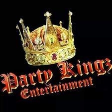 Party Kingz Entertainment  logo