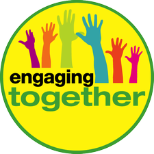 engaging together logo