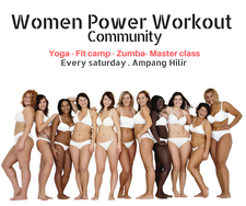 Women Power Workout Community  logo