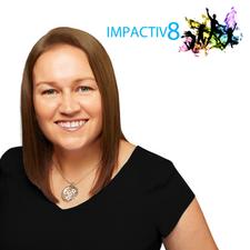 Impactiv8 logo