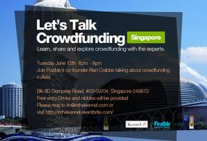 Let's Talk Crowdfinding