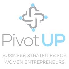 PivotUP: Business Strategies for Women Entrepreneurs logo