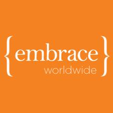 {embrace} worldwide logo