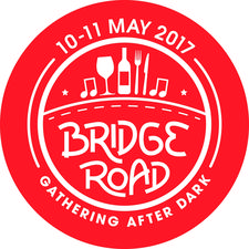 Bridge Road Gathering After Dark logo