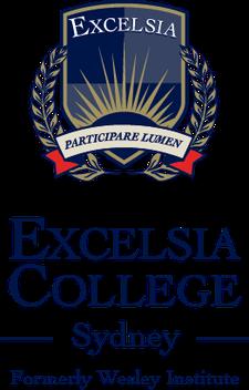 Excelsia College logo