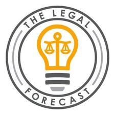 The Legal Forecast logo