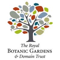 Botanic Gardens and Domain Trust logo
