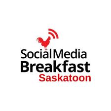 Social Media Breakfast Saskatoon logo