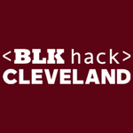 BLK hack Cleveland  logo