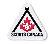 Scouts Canada & the Canadian Red Cross logo