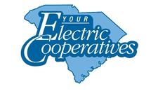 The Electric Cooperatives of South Carolina & the S.C. Athletics Coaches Association logo