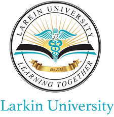 Larkin University logo