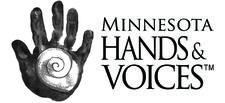Minnesota Hands & Voices at Lifetrack logo