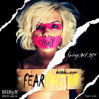 Fear Factor Halloween