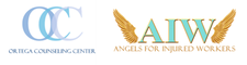 Angels for Injured Workers and Ortega Counseling Center logo