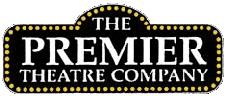 The Premier Theater Company logo