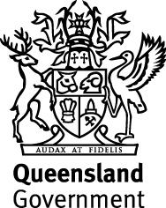 FNQ Regional Office - Department of State Development, Manufacturing, Infrastructure and Planning logo