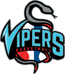 Vipers Pro Basketball  logo