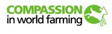 Compassion in World Farming logo
