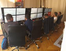 Journée de trading live, Forex, CFD's, Futures, Actions