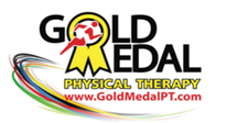 Gold Medal Physical Therapy logo