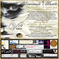Diamonds & Pearls Red Carpet Fashion Gala