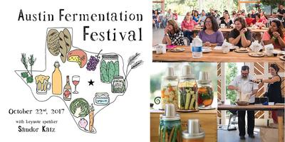 Austin Fermentation Festival 2017