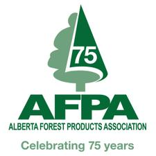 Alberta Forest Products Association logo