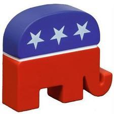 Republican Club of Austin logo
