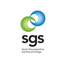 South Gloucestershire and Stroud College logo