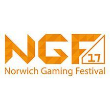 Norwich Gaming Festival logo