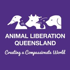 Animal Liberation Queensland logo