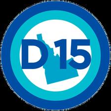 District 15 Democrats logo