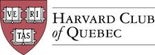 Harvard Club of Quebec logo