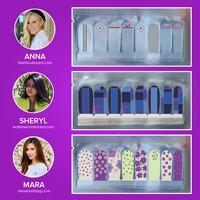 Fashion for your Fingers: DIY Nail Wrap Event with...