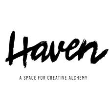 HAVEN creative space logo